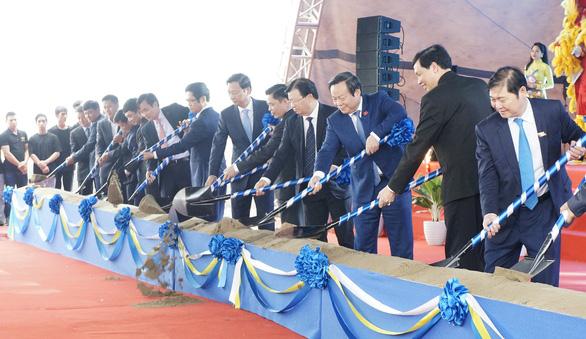 Construction of $473mn expressway begins in northern Vietnam