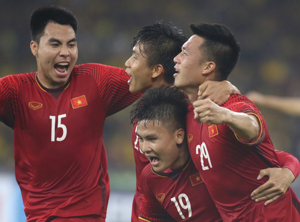 Vietnam hit 21-year high in FIFA World rankings