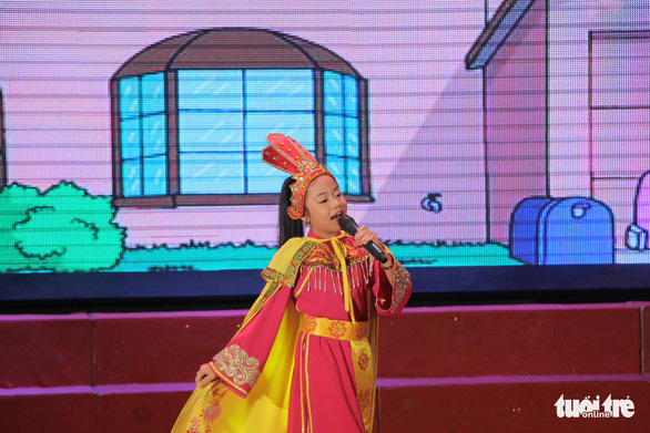 Theatrical adaptation contest held to encourage Vietnamese children to read
