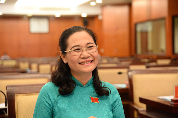 Ho Chi Minh City elects new People's Council chairwoman