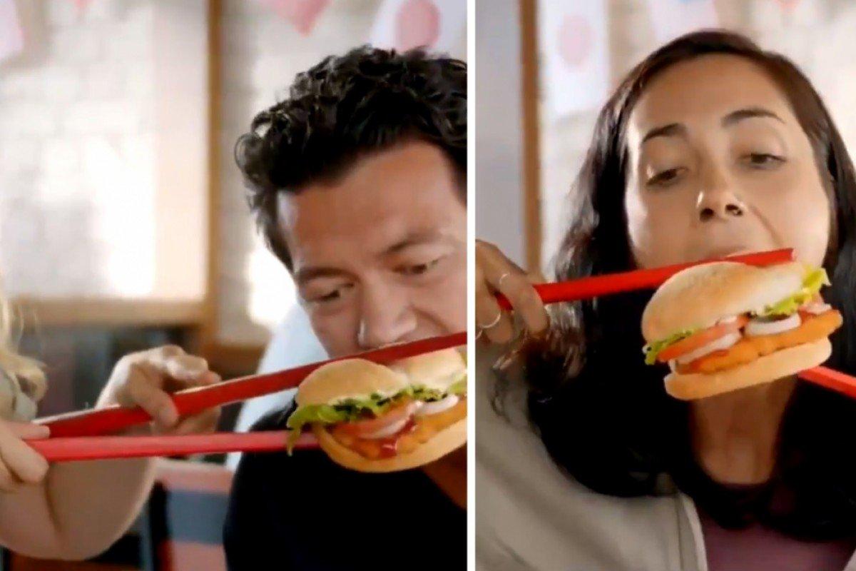 BurgerKingpulls NZ chopsticks ad after outcry in Vietnam