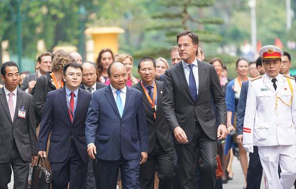 Vietnam, Netherlands elevate ties to comprehensive partnership