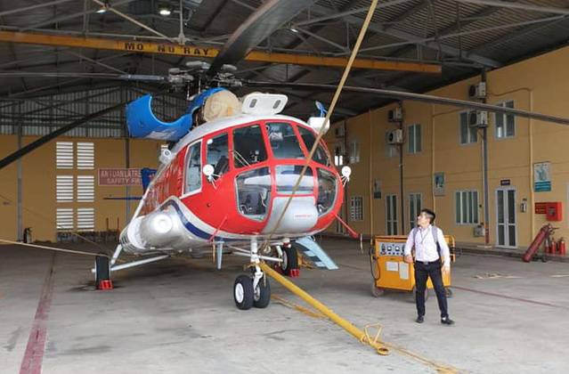 Ride-hailing app to debut Vietnam's first 'helicopter-sharing' service in Hanoi