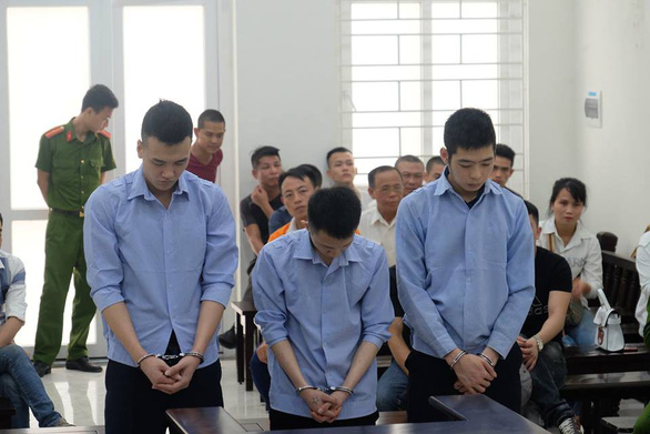 Dog thieves sentenced to combined 79 years in jail for raping in Hanoi