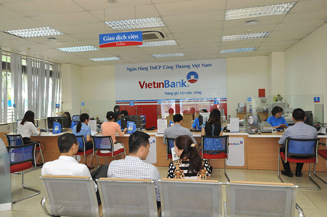 Vietnam's VietinBank to auction 4.91 pct stake in lender Saigonbank