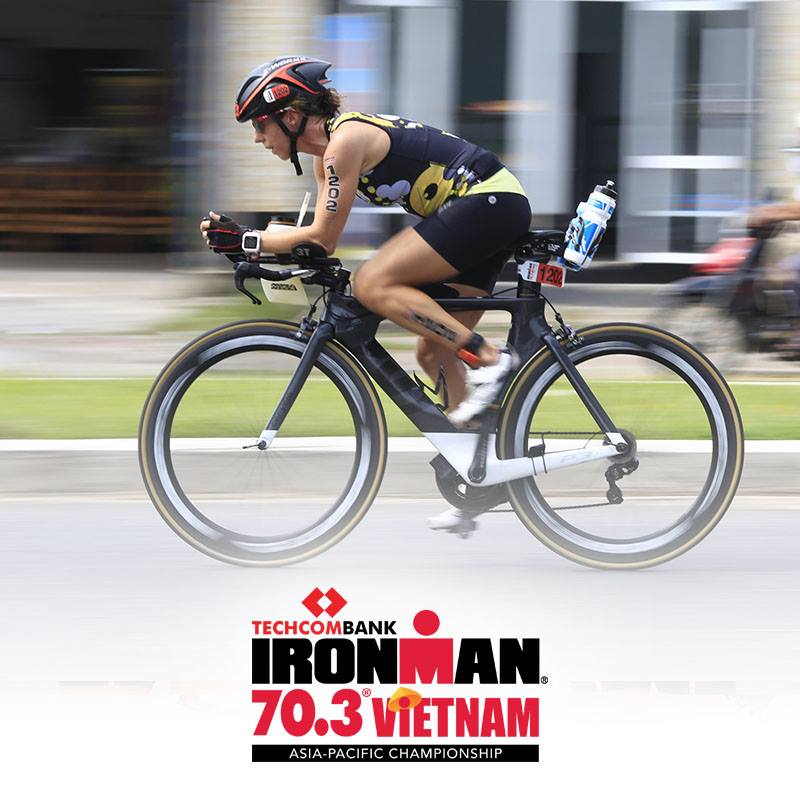 Vietnam to host Ironman 70.3 Asia-Pacific Championship for first time