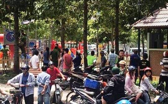 Vietnam police arrest two suspects in separate child rape, molestation cases