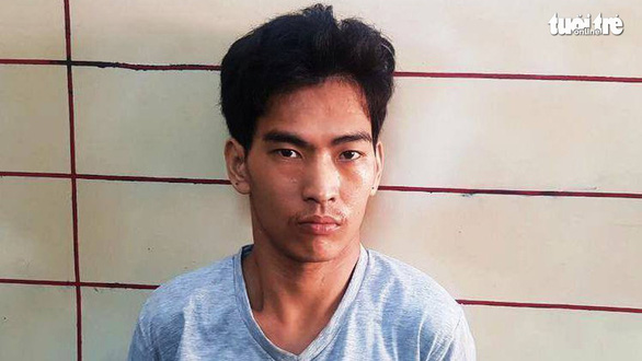 Luong Tuan Buu is seen in this photo provided by the police.