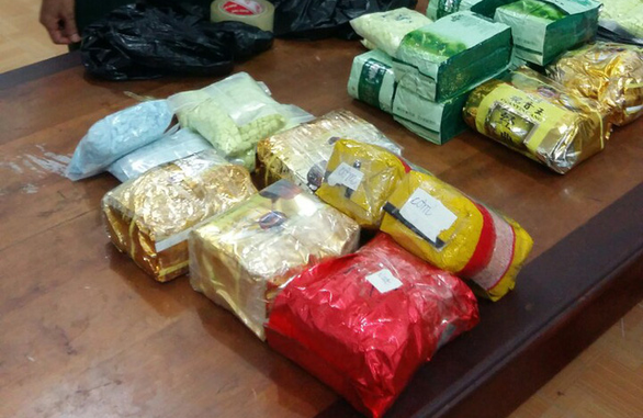 Vietnam arrests two for allegedly smuggling drugs from Cambodia
