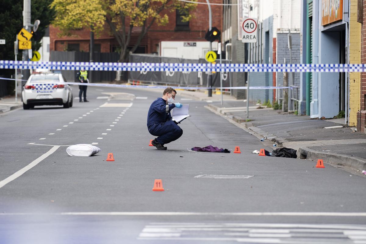 One dead after shooting outside Australia nightclub, three injured