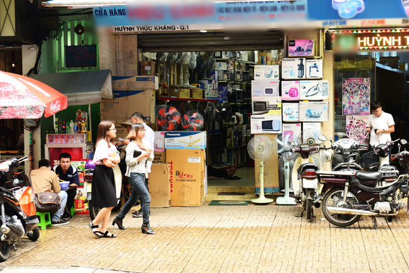 Technology and the expats in Vietnam