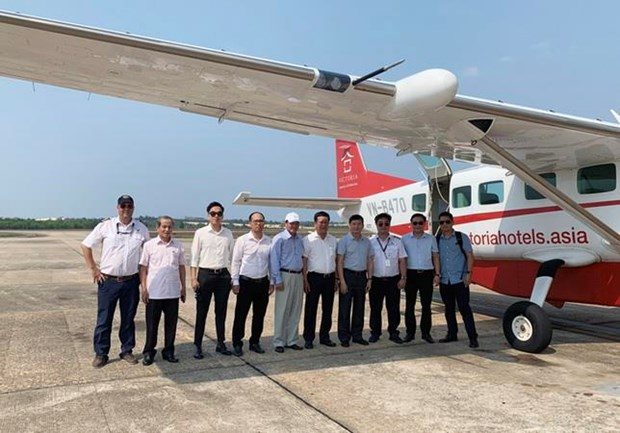 Shipping firm to launch new Dong Hoi - Da Nang air route next month