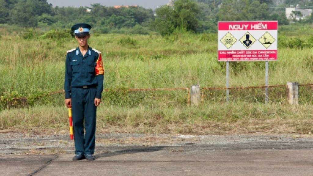 USAID launches latest clean-up for wartime Agent Orange site in Vietnam