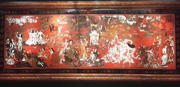 Vietnam's 'national treasure' painting severely damaged after cleaning