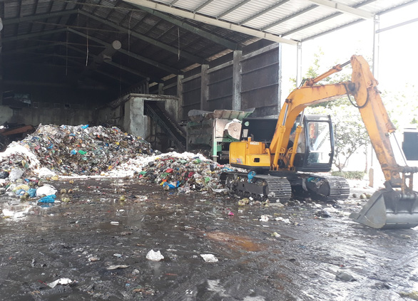 Hundreds of fetuses found by garbage plant operator in southern Vietnam