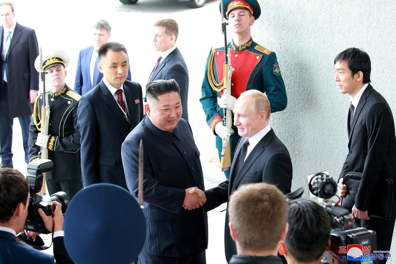 North Korean leader says peace on Korean peninsula depends on U.S. attitude: KCNA