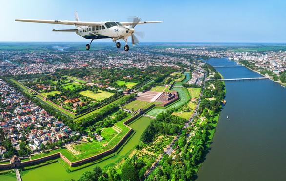 Seaplane flights to admire Hue, Da Nang from bird's eye view launched