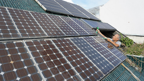Ho Chi Minh City to allow households to sell solar power to grid