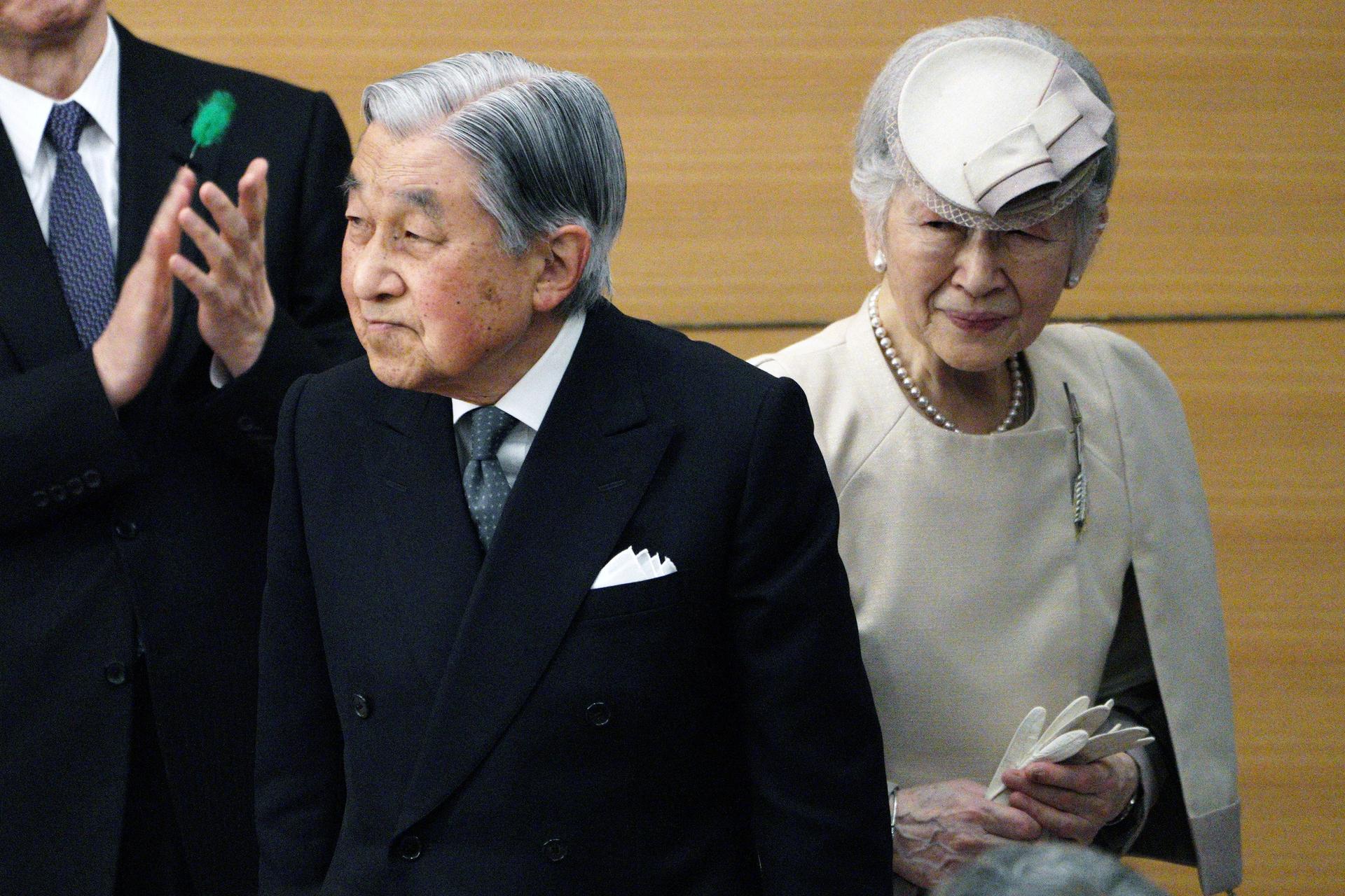 Explainer: Key ceremonies in Japan's imperial succession