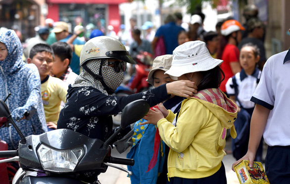 How to beat Vietnam's heatwave
