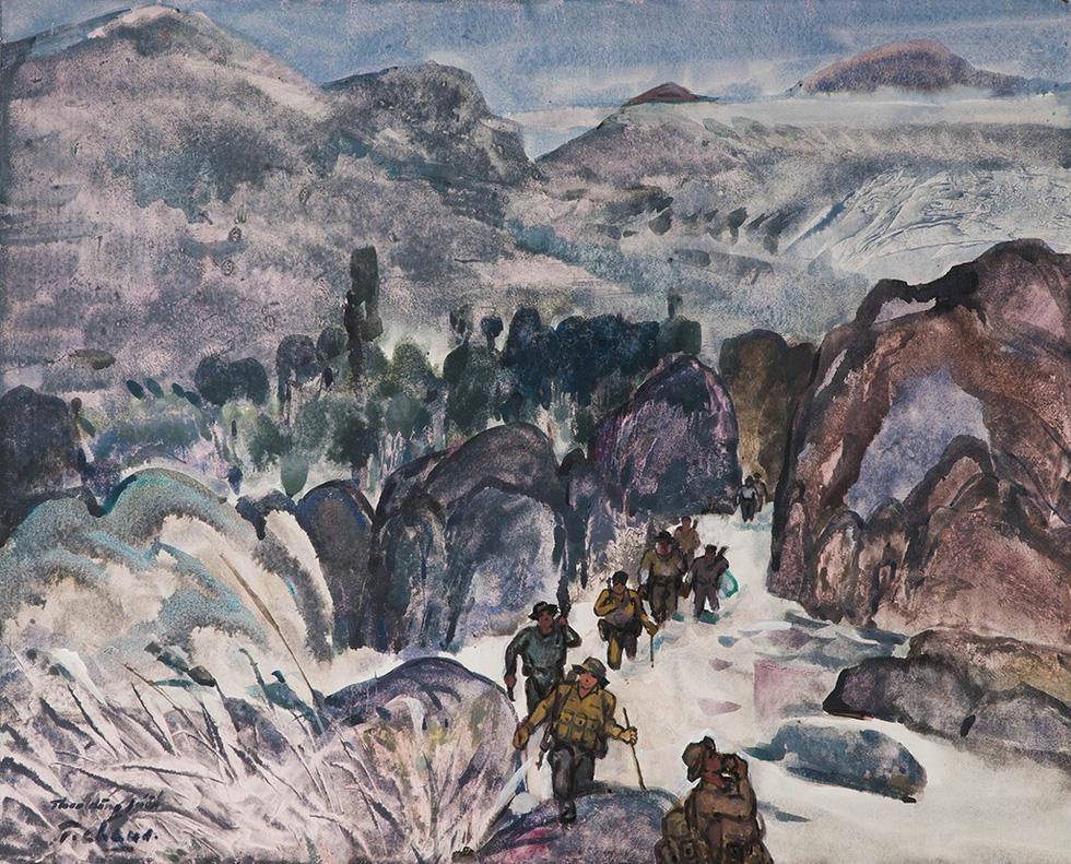 Art exhibition recalls memories of Vietnam's iconic wartime trail