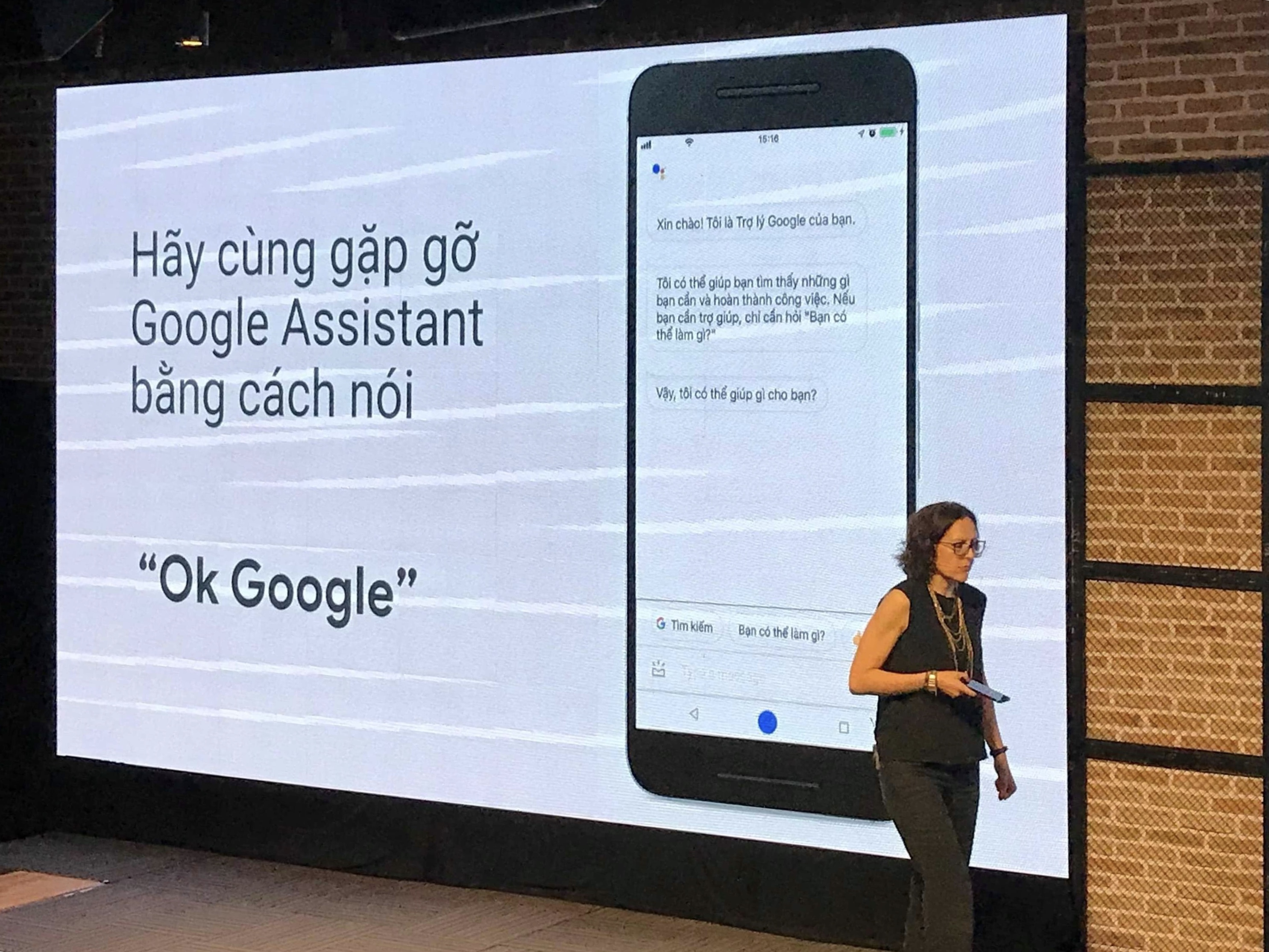 Google Assistant now available in Vietnamese