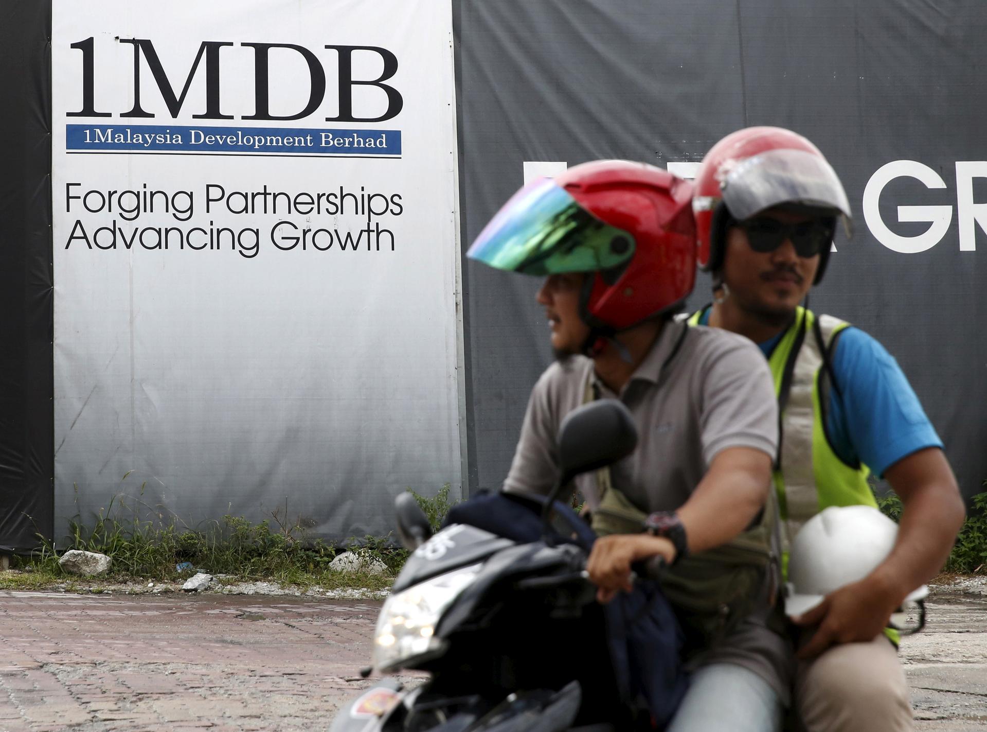 U.S. begins return of $200 million in 1MDB funds to Malaysia