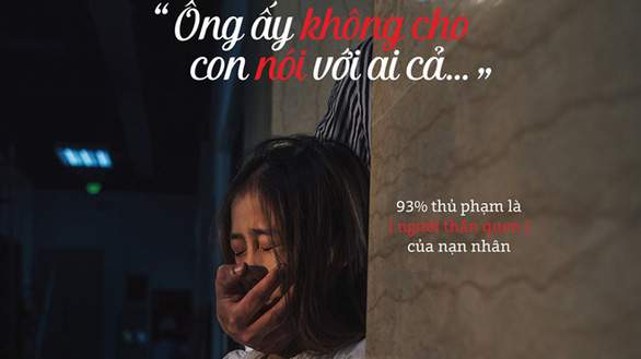 Photos to raise awareness of child sexual abuse raise eyebrows in Vietnam