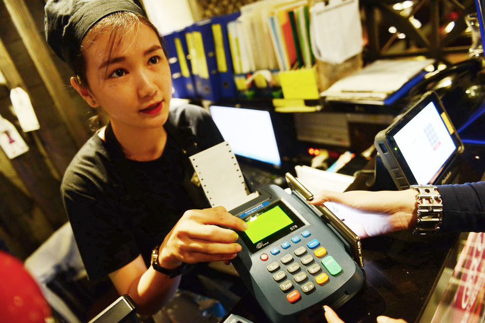 Availability remains a problem as more Vietnamese embrace cashless payment