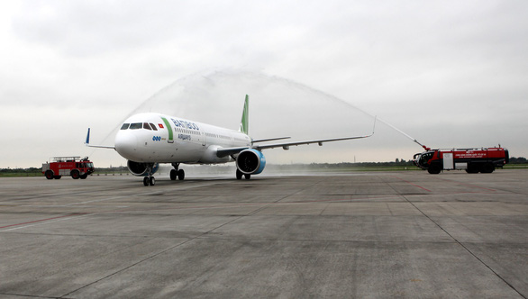 Vietnam's newest airline launches three new routes to Hai Phong