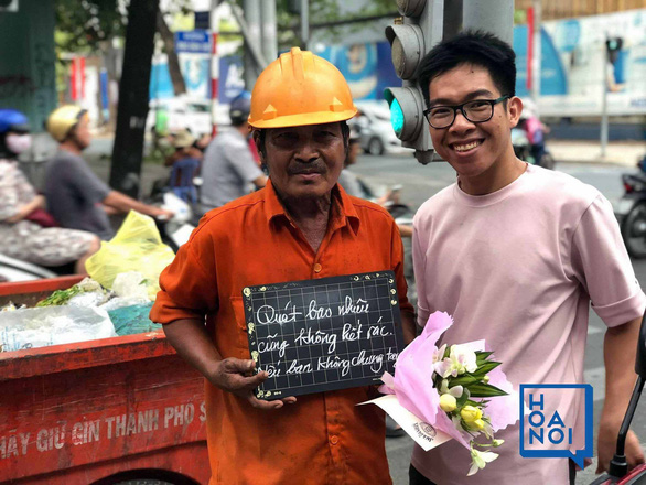 Vietnamese youngsters join hands to make Ho Chi Minh City a better living place