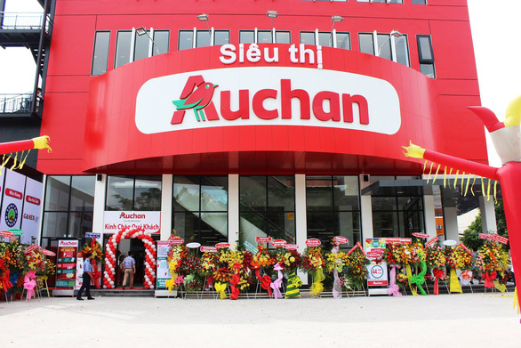 Auchan Vietnam confirms parent company's exit from country