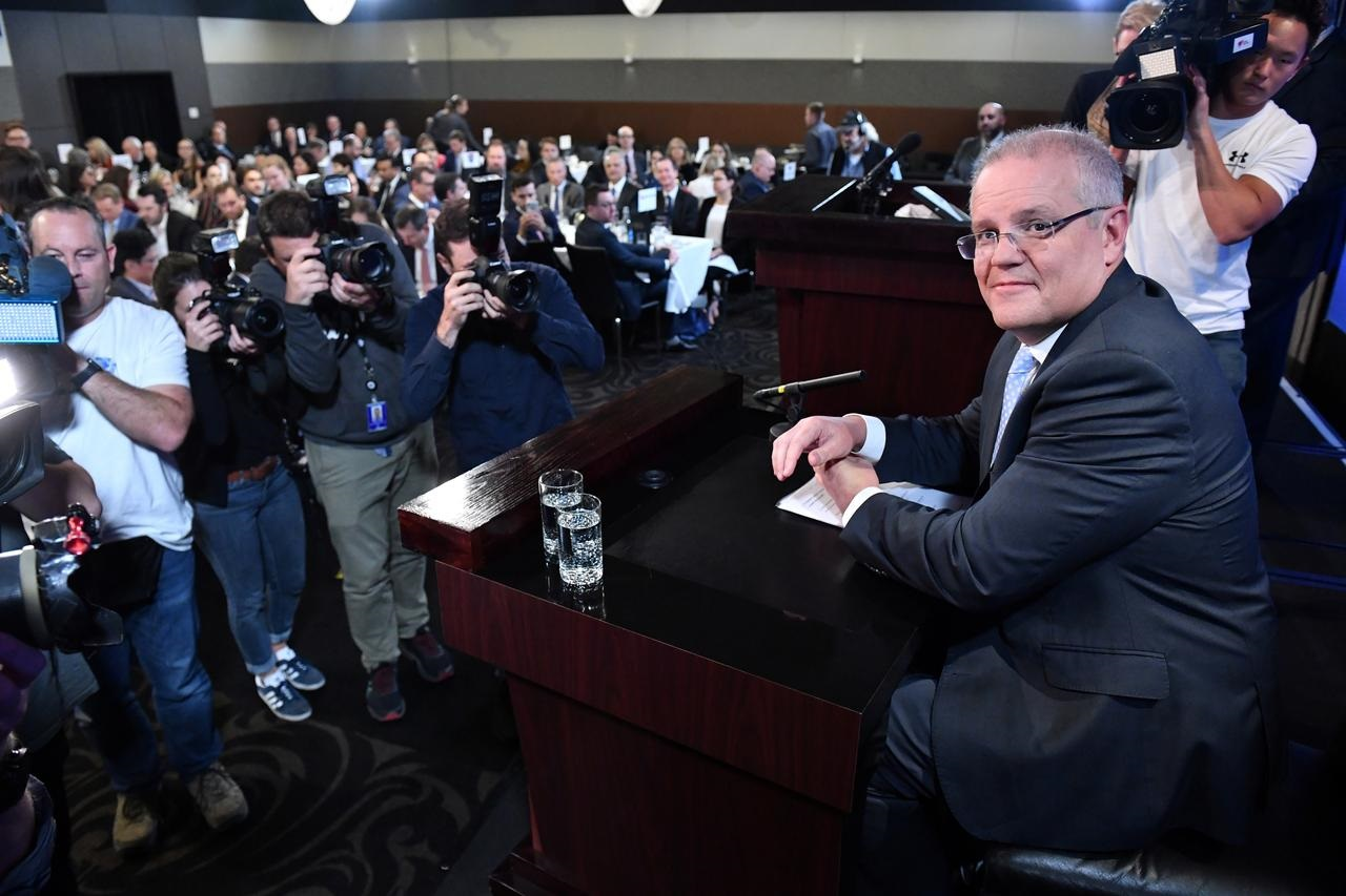 Australian government on course for election defeat: poll