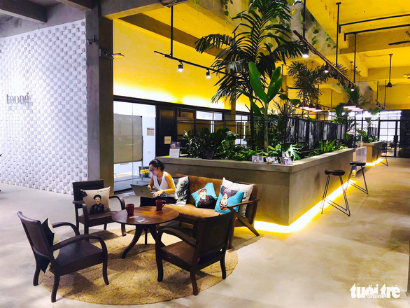 Vietnam ranks 31st worldwide for increase in coworking space