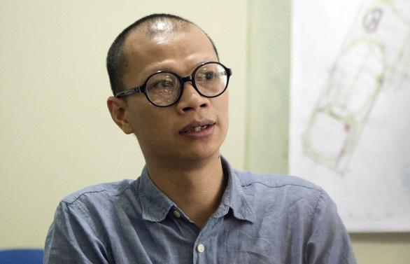Vietnamese architect Doan Thanh Ha