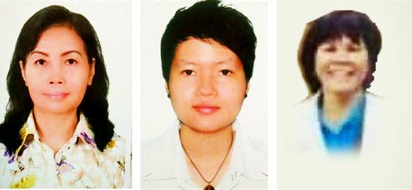Four women held in 'corpse-in-concrete' alleged murder case in southern Vietnam