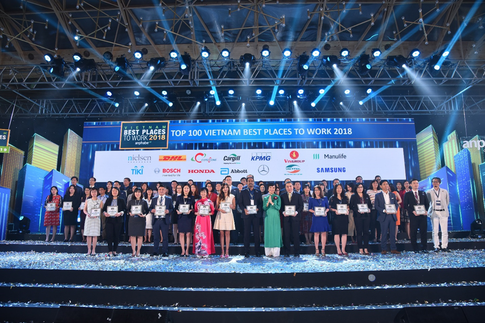 Abbott continues to be recognized among best places to work for in Vietnam