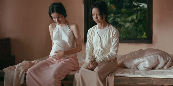 A scene in Vietnamese independent film 'The Third Wife'