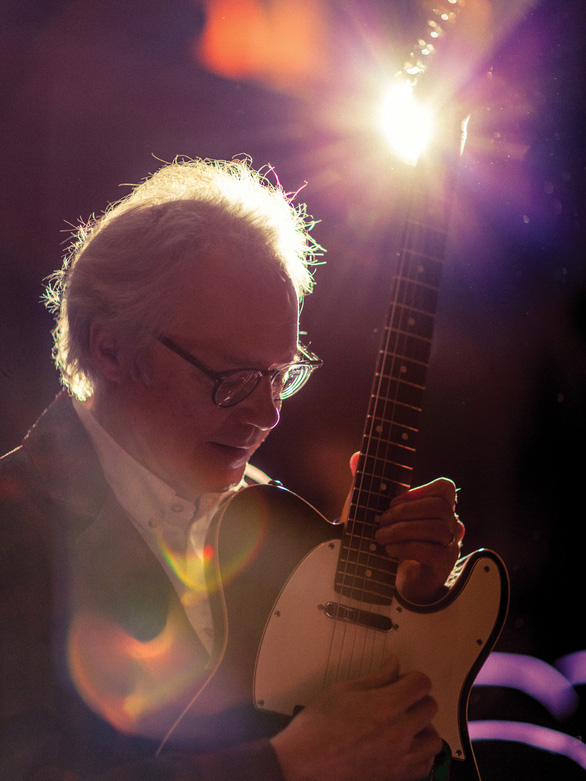 Renowned jazz guitarist and composer Bill Frisell. Photo: AMBERSTONE