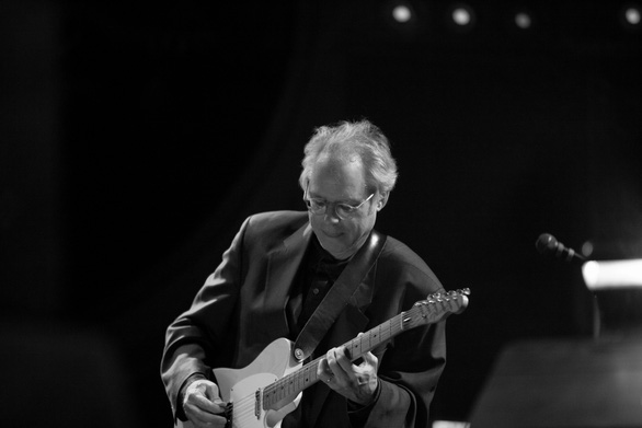 Grammy-winning guitarist Bill Frisell to perform in Vietnam for first time