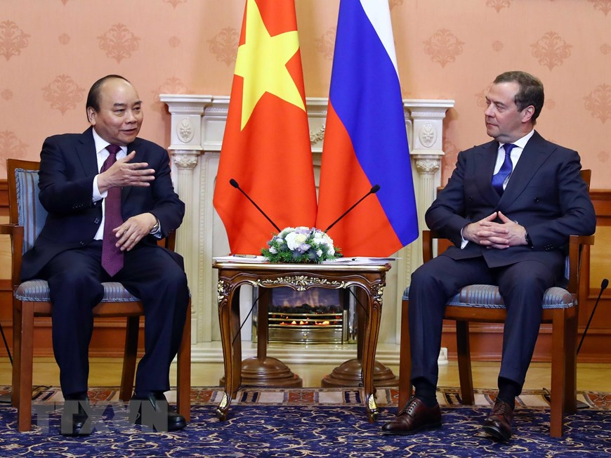 Vietnam, Russia to further promote multi-faceted cooperation