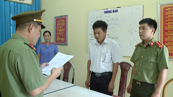 Officials say collected $43k from each student they helped alter scores in Vietnam exam