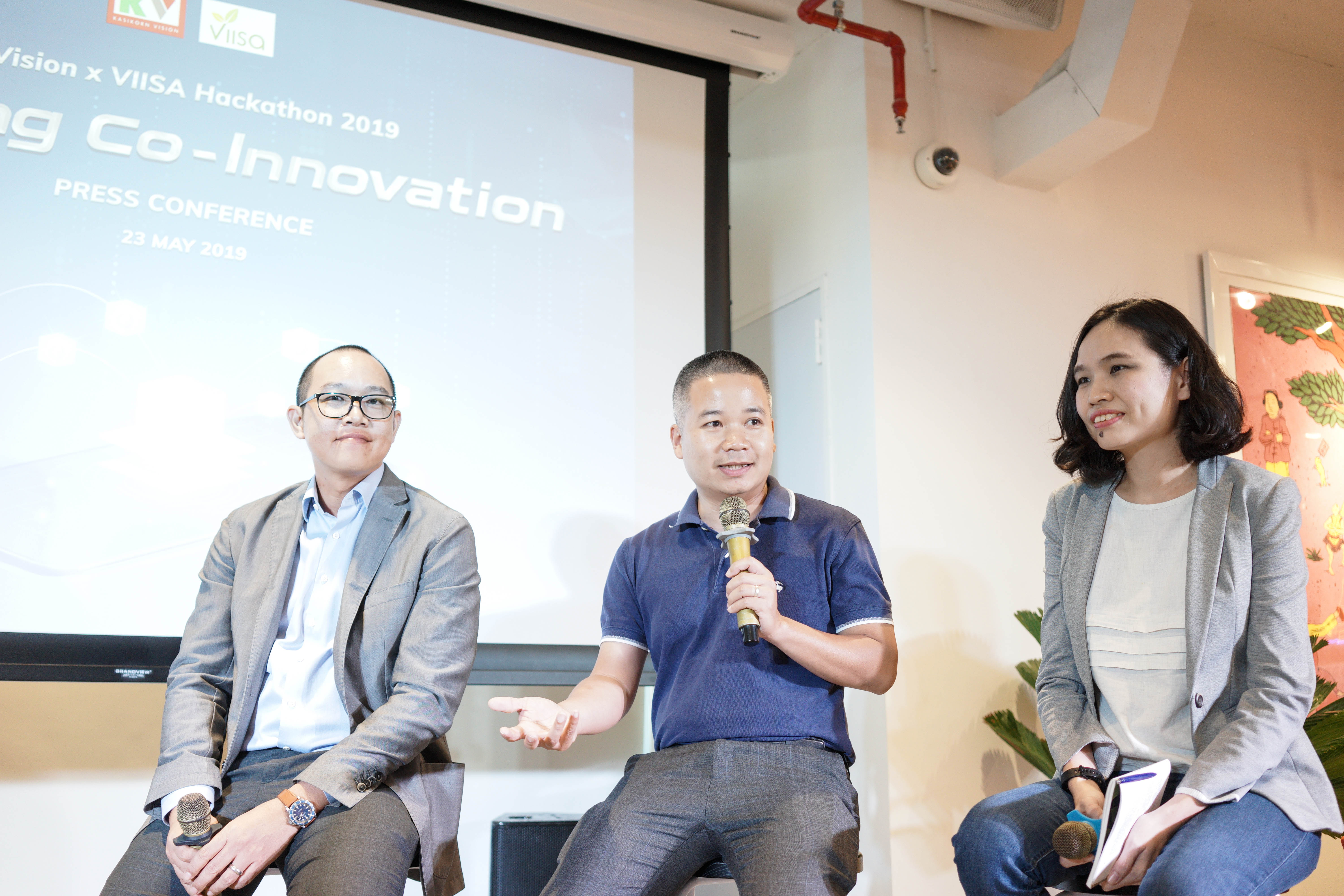 KVision launches hackathon to co-innovate with Vietnamese startups