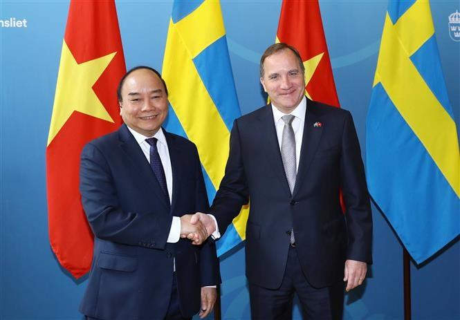 Vietnam, Sweden to boost bilateral ties in diverse areas