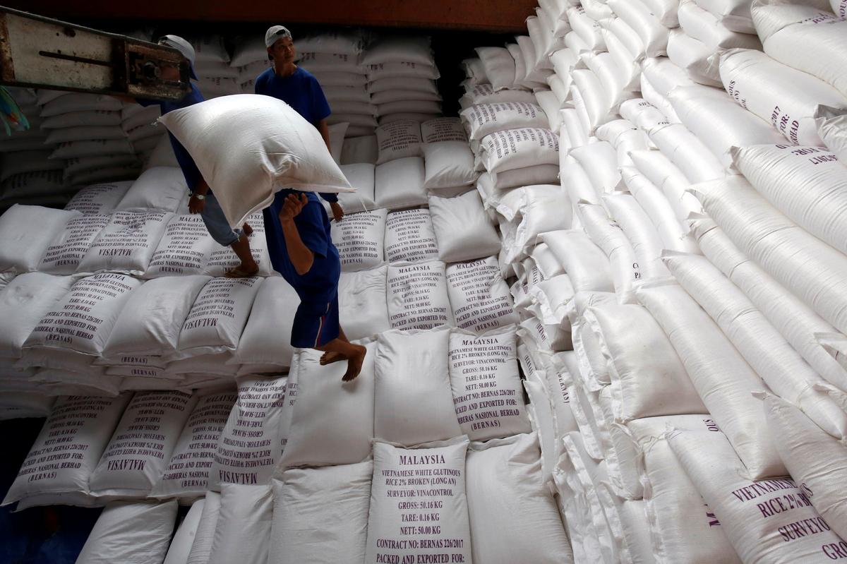 Asia Rice-Top hubs see muted activity; fresh supply to weigh on Vietnam rates