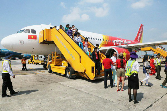 Vietjet, Bamboo suspend services on 4 domestic routes