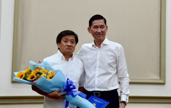 Hours after new appointment, Doan Ngoc Hai turns in resignation