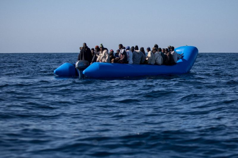 Prosecute top EU officials for migrant deaths, lawyers say