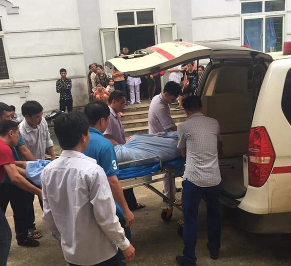 Border guard officer fatally shot by drug smugglers in north-central Vietnam