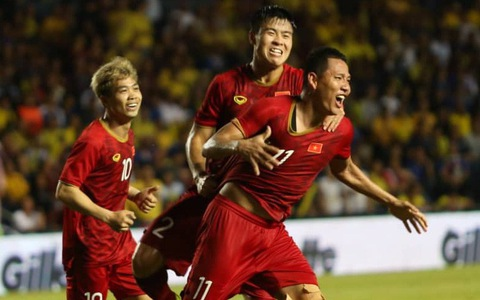 Vietnam beat Thailand with stoppage-time header at King's Cup